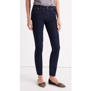 Madewell Skinny Skinny Ankle Jean
